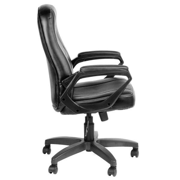 Компьютерное кресло руководителя Амиго 511 Чёрное (вид 2)