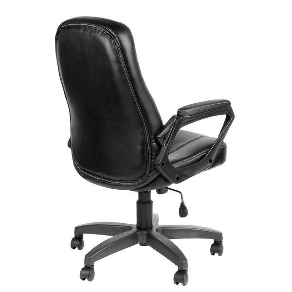 Компьютерное кресло руководителя Амиго 511 Чёрное (вид 3)