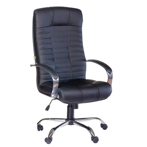 Компьютерное кресло руководителя Атлант Чёрное 2