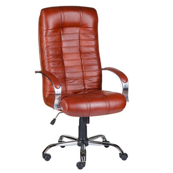 Компьютерное кресло руководителя Атлант Красное