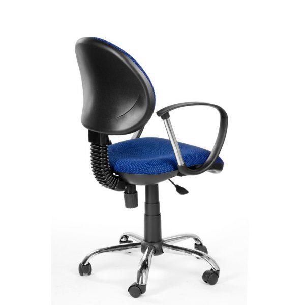 Компьютерное кресло оператора Леда Profi (вид 3)