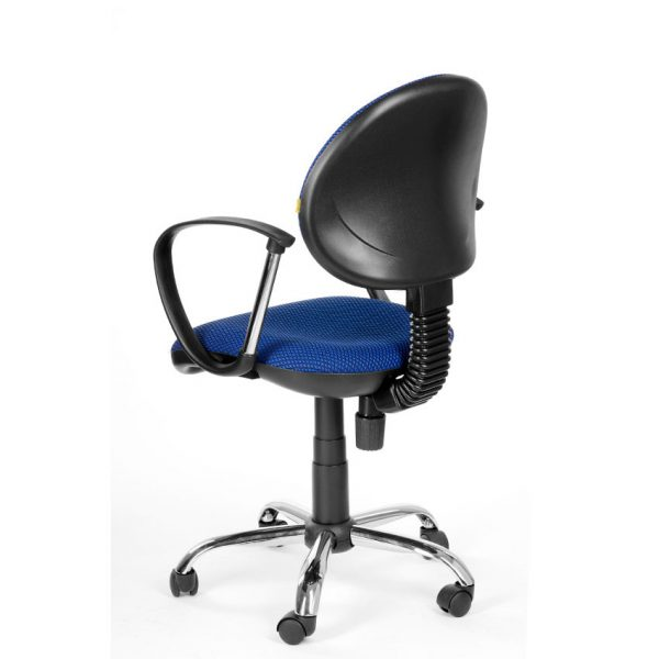 Компьютерное кресло оператора Леда Profi (вид 4)