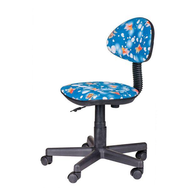 Детское компьютерное кресло Логика цвет (вид 4)