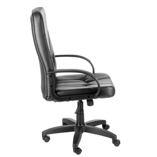 Компьютерное кресло руководителя Менеджер Ультра (вид 3)