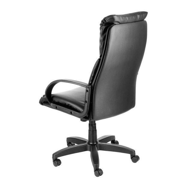 Компьютерное кресло руководителя Надир (вид 5)