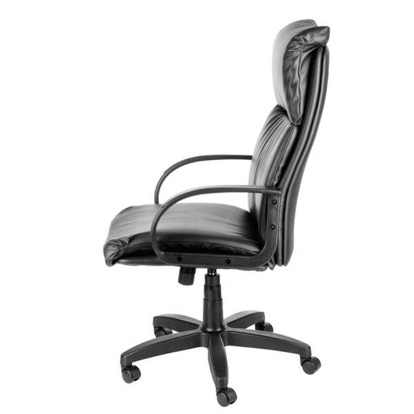 Компьютерное кресло руководителя Надир (вид 6)