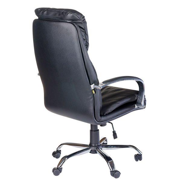 Компьютерное кресло руководителя Надир (вид 3)