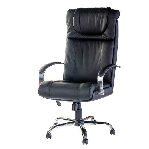 Компьютерное кресло руководителя Орхидея (вид 4)