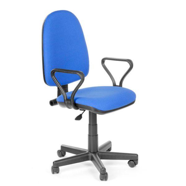 Компьютерное кресло оператора Престиж (вид 2)