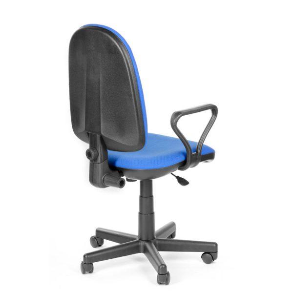 Компьютерное кресло оператора Престиж (вид 3)
