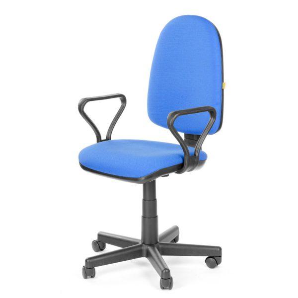 Компьютерное кресло оператора Престиж (вид 5)