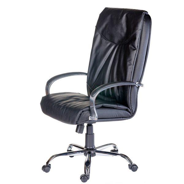 Компьютерное кресло руководителя Шеф (вид 3)